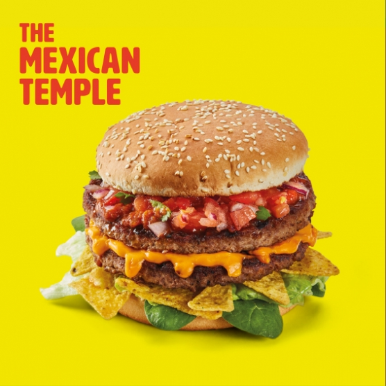 The Mexican Temple