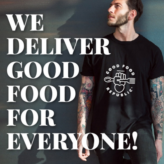 We Deliver Good Food For Everyone